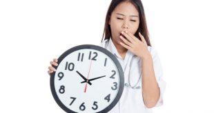 看護師の残業時間